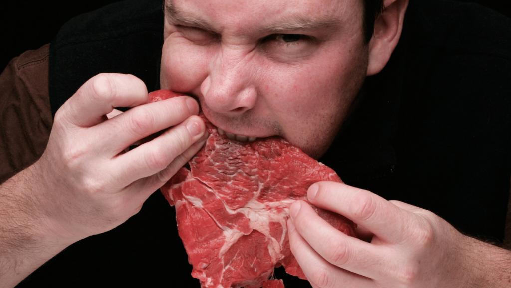 Ist Fleisch essen gefährlich