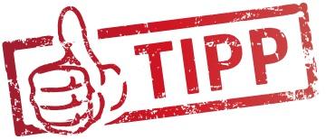 Symbol Tipp
