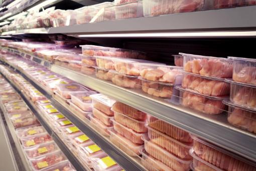 weißes Fleisch und die Frage wie gesund es ist
