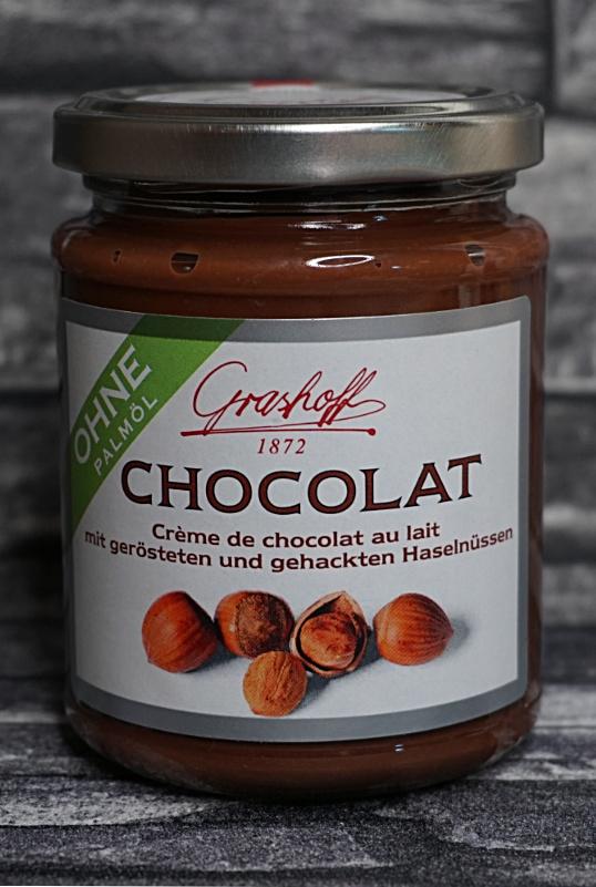 Grashoff Chocolat ohne Palmöl