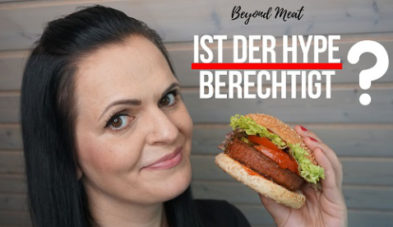Beyond Meat Burger Produkttest