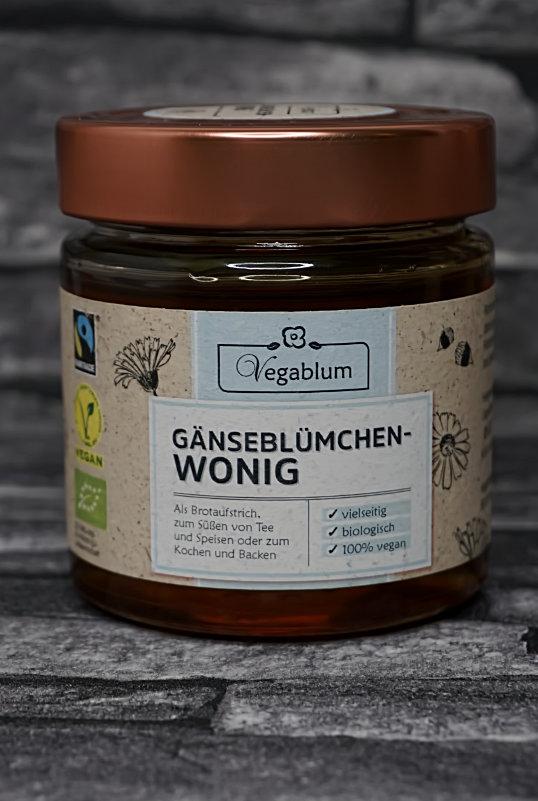 gänseblünchen Honig vegan