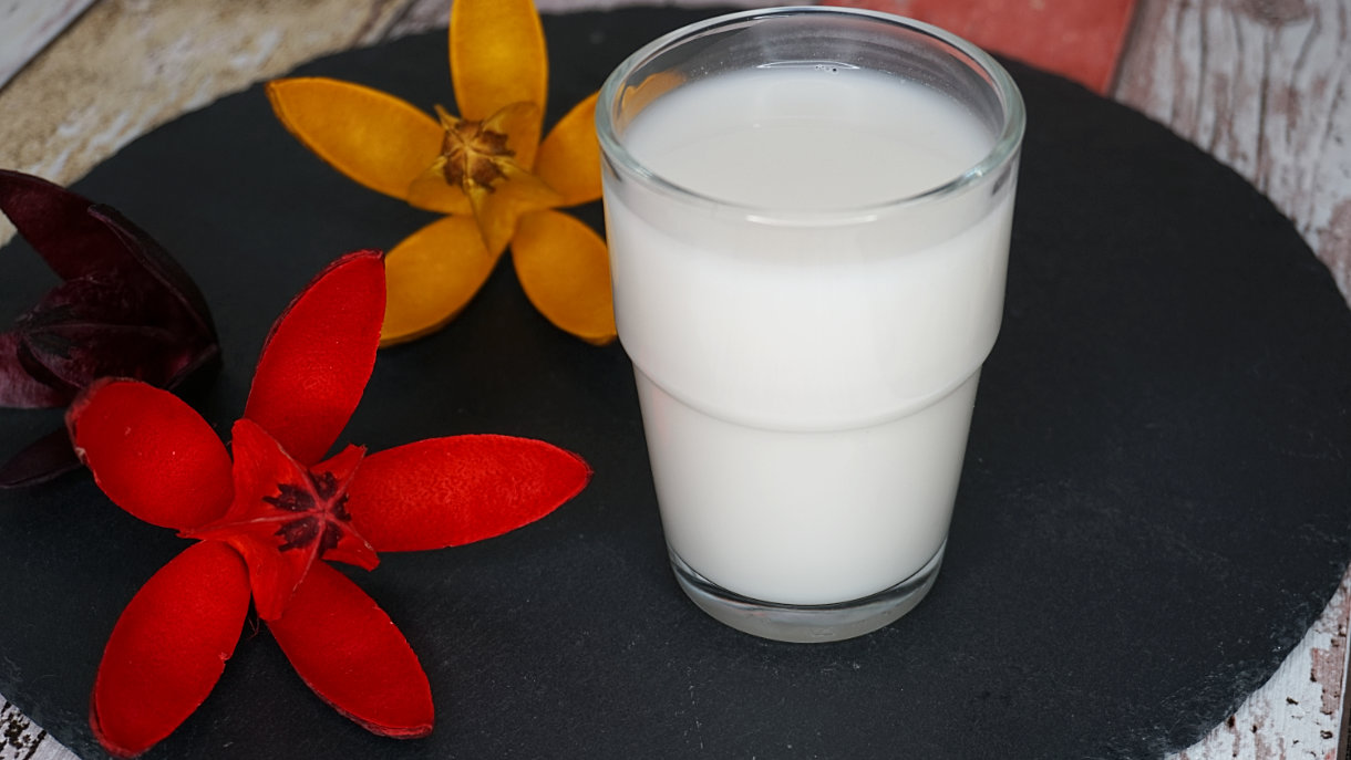 Pflanzliche Milch Milchersatz
