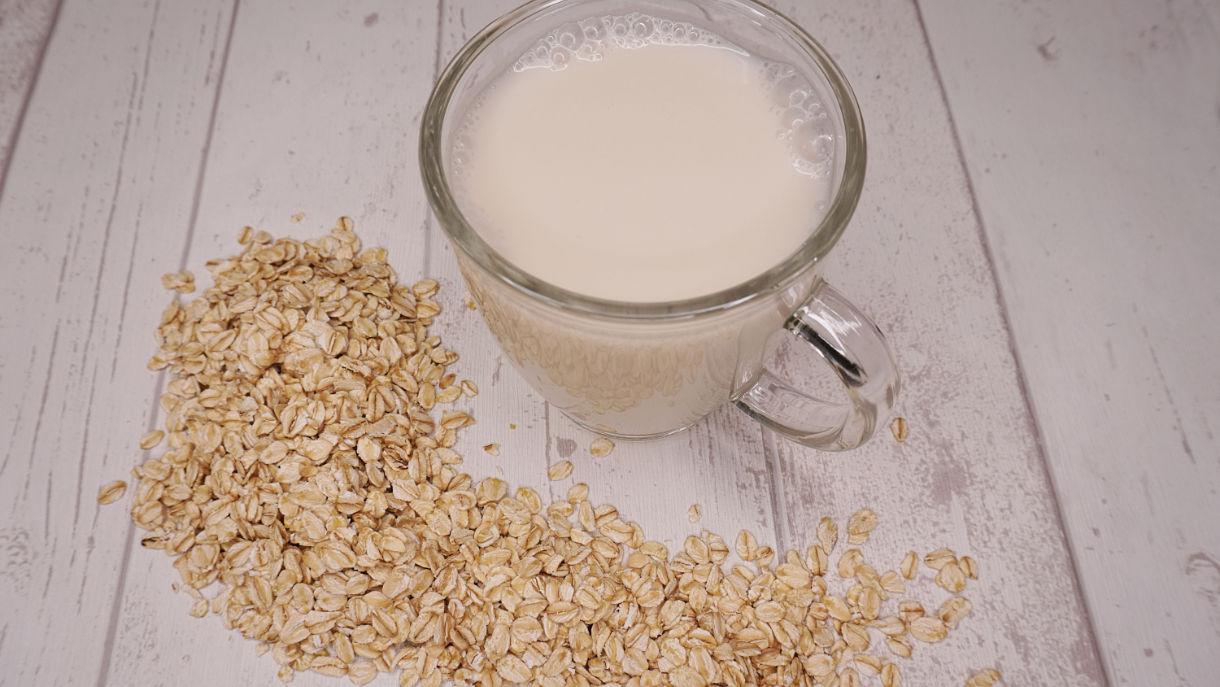 Hafermilch Milchersatz