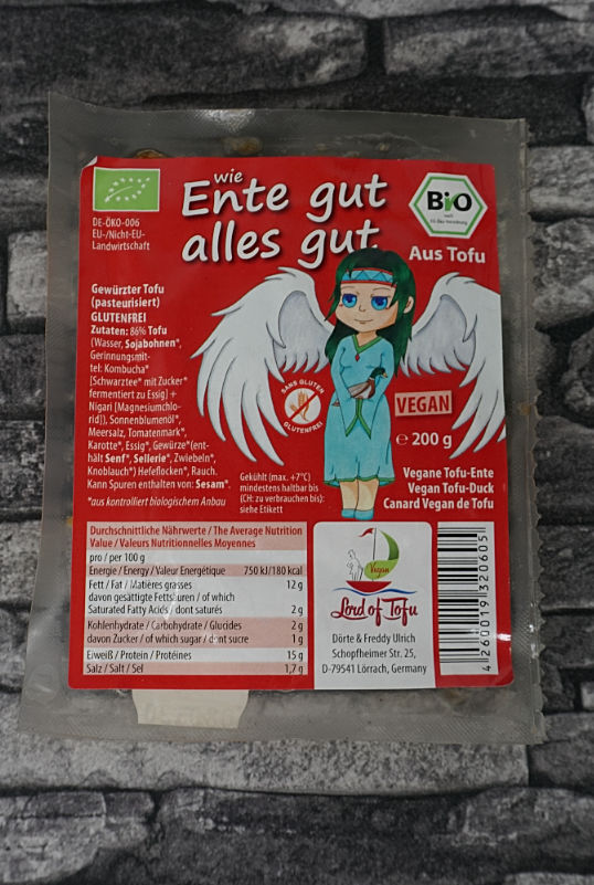 ente gut alles gut lord of tofu