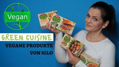 Iglo vegane Produkte
