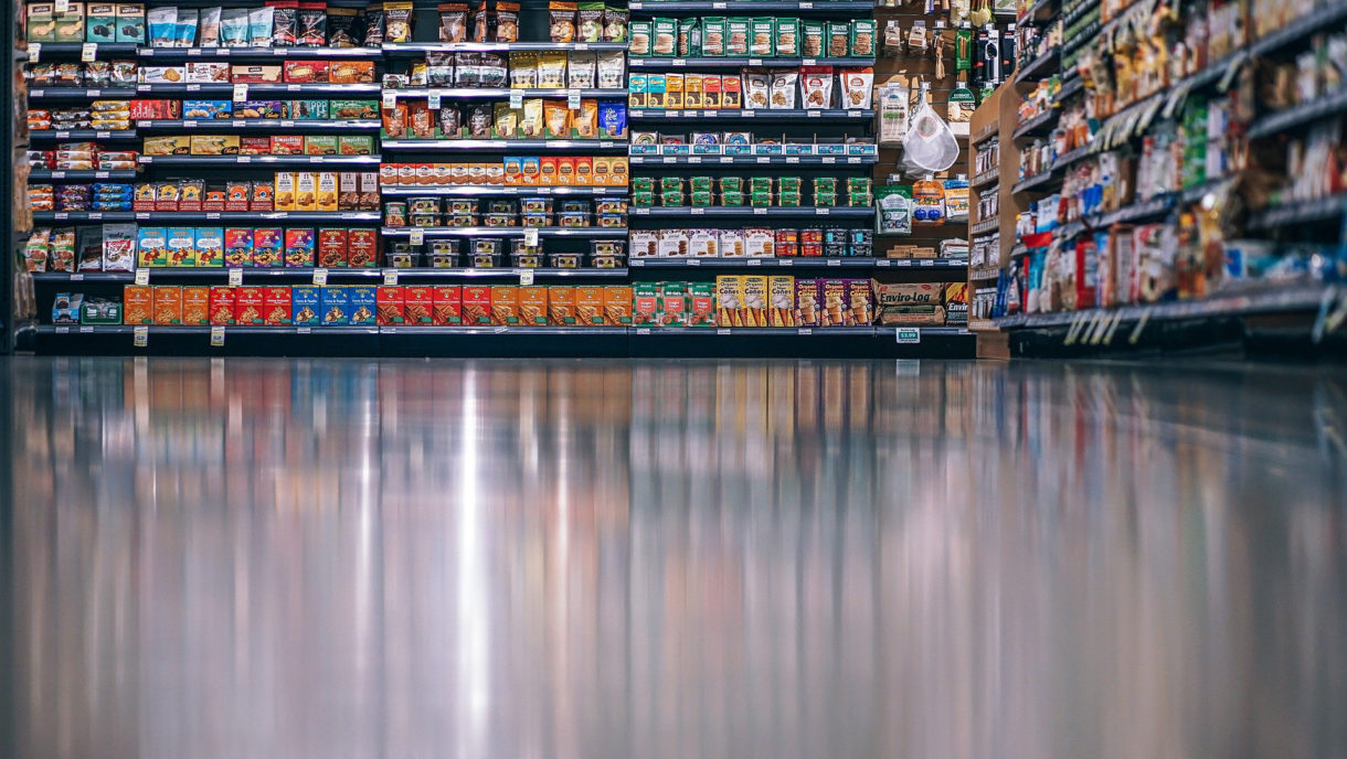 überangebot in den supermärkten