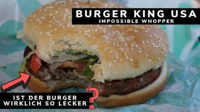 Burger King Impossible Whopper im Test