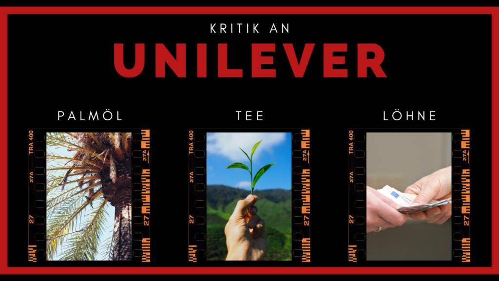 vegane Marken Unilever