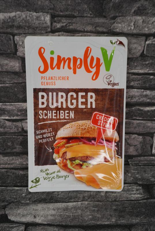 Simply V Burger Scheiben