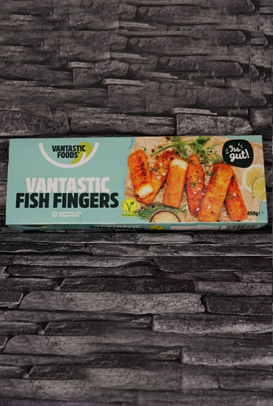 Vantastic Fish Fingers Vantastic Foods