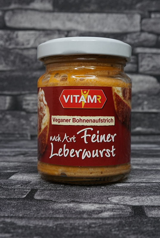 Vitam nach Art feiner Leberwurst