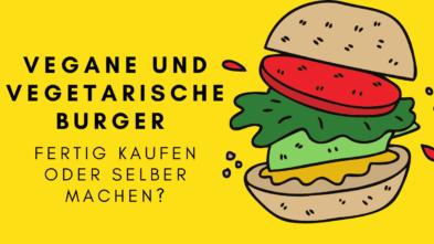 vegane Burger im Test