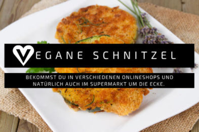 Schnitzel Vegan Test