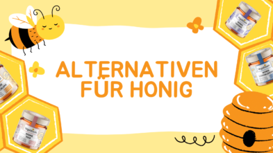 Honig Alternativen