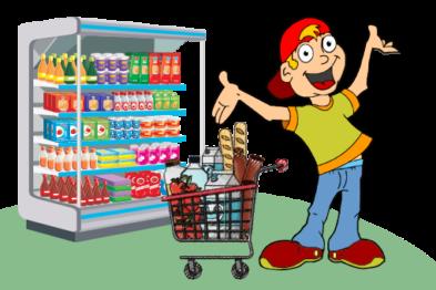 vegane Produkte, vegane Ernährung