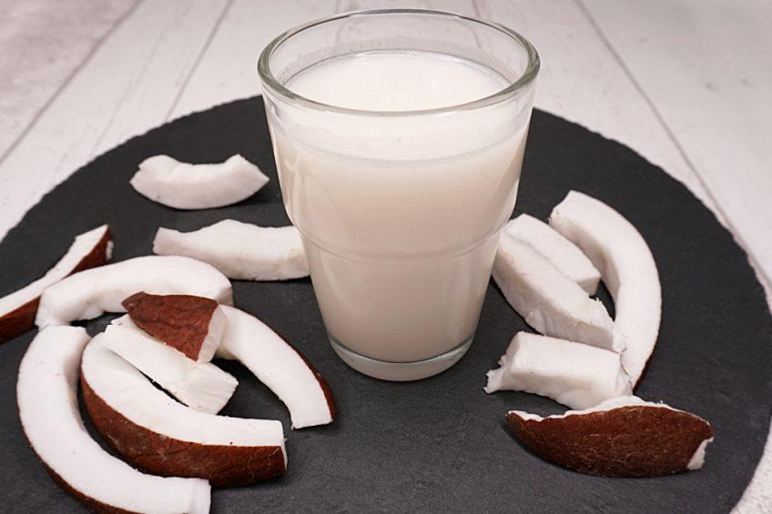 Milch vegan Kokosmilch