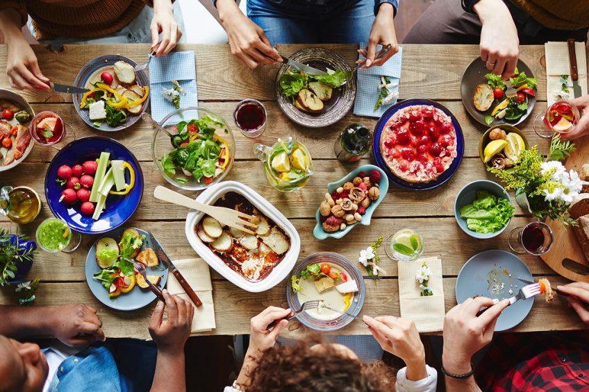 Veganer müssen nicht auf gutes Essen verzichten