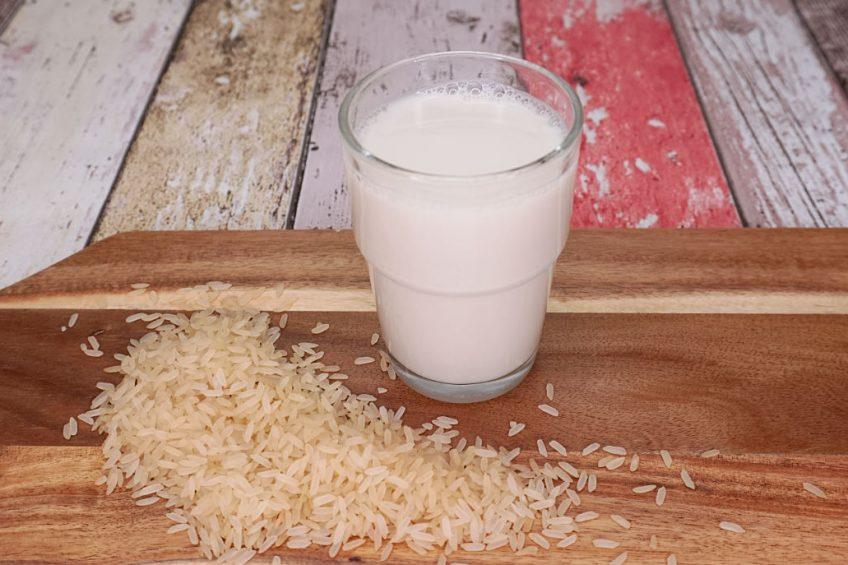 Vegane Milch Reismilch