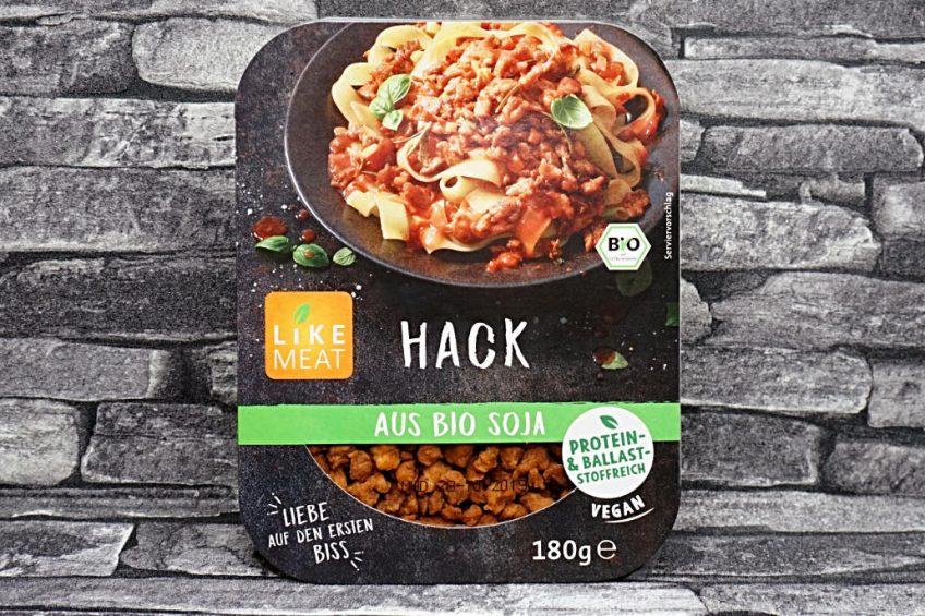 Veganes Hackfleisch Test